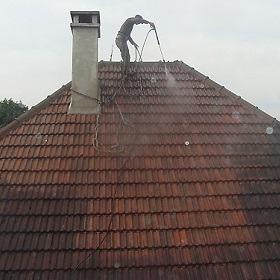 Rénovation et peinture de toitures