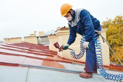 peinture de toiture Benet